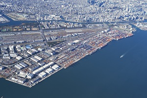 Oi Container Terminal