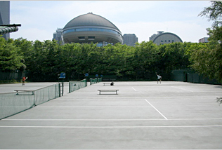 Ariake Tennis Forest Park