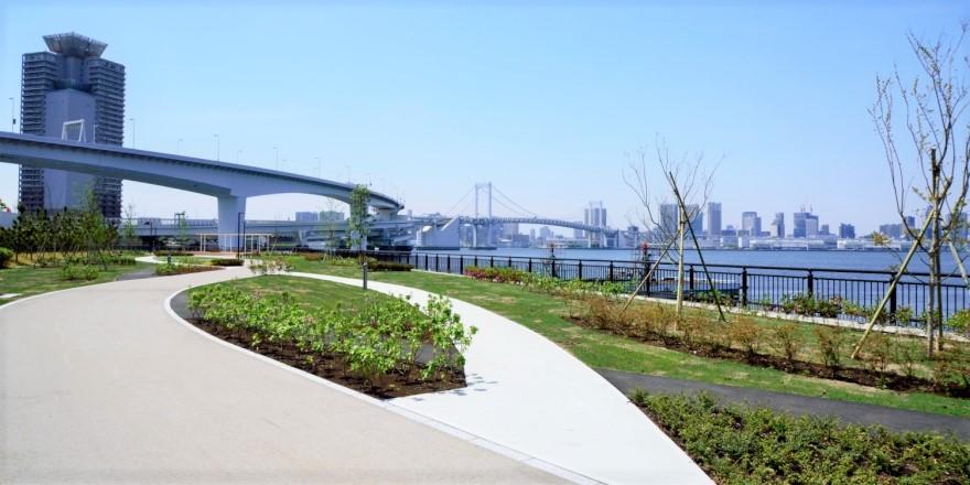 「有明北緑道公園(東京都江東区有明1-6)」の画像検索結果